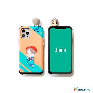 BTS- BTS Character Figure Slide Card Case_Edge (JIMIN)