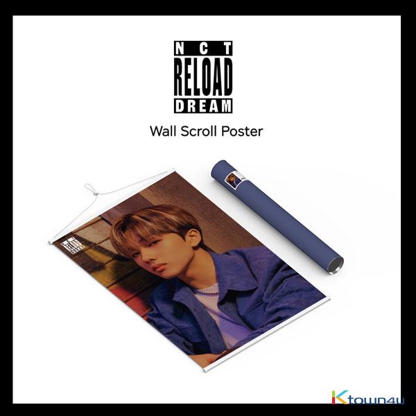 NCT DREAM - Wall Scroll Poster (Jisung Ver.)