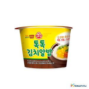 Ottogi Cup Rice Fish Roe Sauce with Kimchi Bowl 192g*1EA