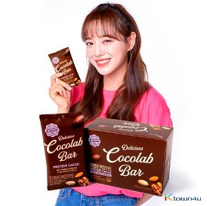COCOLAP Bar Protein cacao 45*5ea (Sejeong)