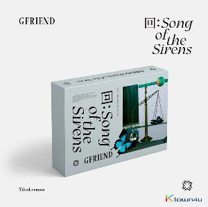 GFRIEND - Album [回:Song of the Sirens] (T ver.)