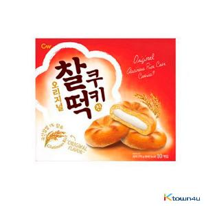 Chaldeok Cookie original 215g*1EA