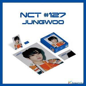 NCT 127 - Puzzle Package Limited Edition (Jungwoo ver)