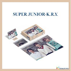 Super Junior K.R.Y. - Puzzle Package Limited Edition (Group Ver.)