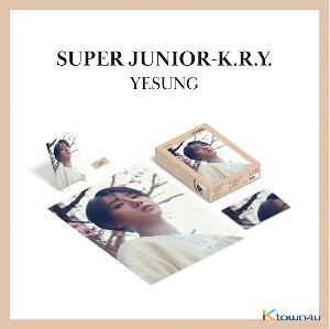 Super Junior K.R.Y. - Puzzle Package Limited Edition (Yesung Ver.)