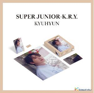 Super Junior K.R.Y. - 拼图 Puzzle Package Limited Edition (KyuHuyn Ver.)