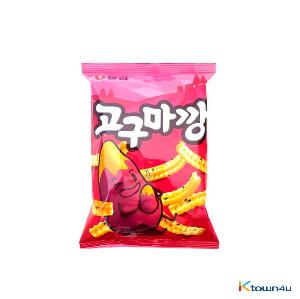 Sweet Potato Flavored Snack 83g*1EA