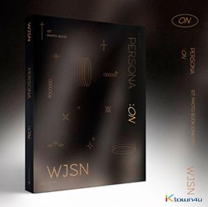 [PHOTOBOOK] WJSN (Cosmic Girls) - WJSN 1ST PHOTOBOOK [ON&OFF] Persona : ON