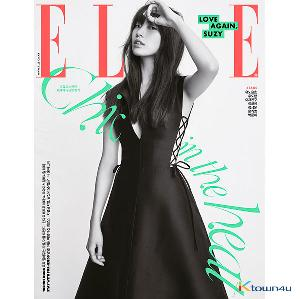 ELLE 2020.08 A Type (Cover : Suzy / Content : U-Know, GFRIEND, Jeong Se Woon)