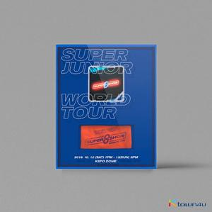 SUPER JUNIOR - SUPER JUNIOR WORLD TOUR [SUPER SHOW 8 : INFINITE TIME] Kit Video **手机智能版