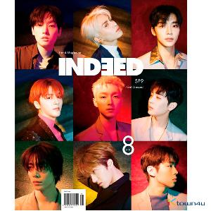 [Magazine] INDEED - Vol.8 (SF9)