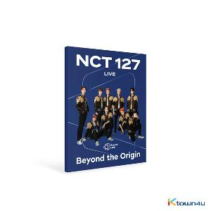 NCT 127 - Beyond LIVE BROCHURE NCT 127 [Beyond the Origin]