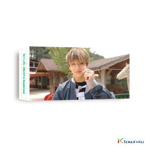 NCT DREAM - [JISUNG] NCT LIFE : DREAM in Wonderland Flipbook + Photo card SET