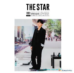 THE STAR 2020.09 (Cover : Kang Daniel / Content : ATEEZ 26p)