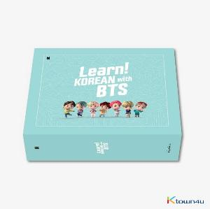 BTS - Learn! KOREAN with BTS Book Package
