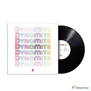 BTS - DYNAMITE - LIMITED EDITION 7 Vinyl LP 请注意发行时间为明年2月 (*Order can be canceled cause of early out of stock)