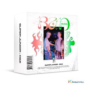 Super Junior D&E - Mini Album Vol.4 [BAD BLOOD] (Kit Album)