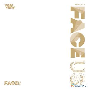 VERIVERY - Mini Album Vol.5 [FACE US] (OFFICIAL Ver.)