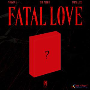 MONSTA X - Album Vol.3 [FATAL LOVE] (KiT ALBUM) **手机智能版