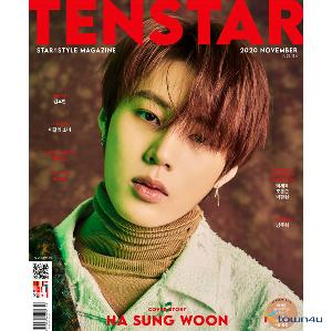 10+STAR 2020.11 (Cover : Ha Sung Woon)