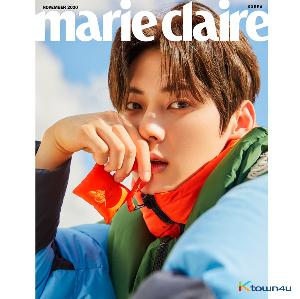 Marie claire 2020.11 A Type (Cover : Hwang Min Hyun)