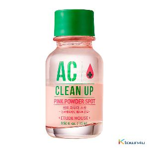 [ETUDE HOUSE] AC Clean Up Pink Spot 15ml ('20)