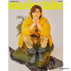 Marie claire 2020.11 B Type (Cover : Hwang Min Hyun)
