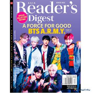 Reader's Digest Asia 2020.12 (BTS) (English Edition)