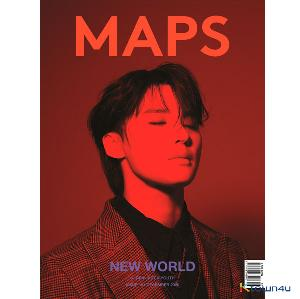 Maps 2020.12 A Type (Cover : XIA)