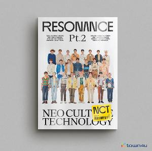 NCT - Album Vol.2 [The 2nd Album RESONANCE Pt.2] (Departure Ver.) (not included sticker)  **官方生产制作中 分批入库中