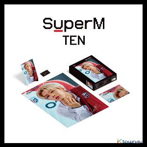 SuperM  - puzzle package (TEN ver) [Limited Edition]