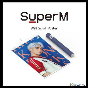 SuperM - Wall Scroll Poster (LUCAS ver)