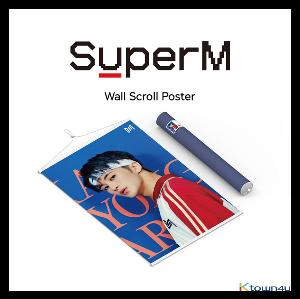 SuperM - Wall Scroll Poster (MARK ver)