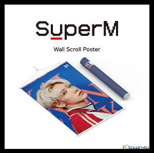 SuperM - Wall Scroll Poster (TEN ver)