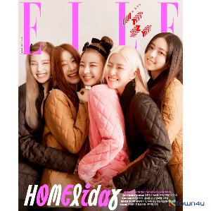 ELLE 2020.12 A Type (Cover : ITZY)