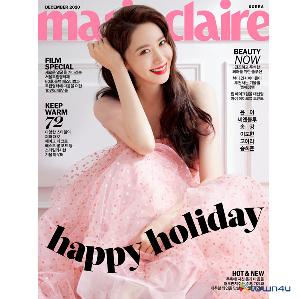 Marie claire 2020.12 (Cover : YOONA / Content : CNBLUE)