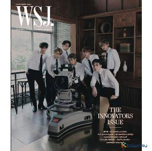 【杂志】 The Wall Street Journal USA 2020.11 (Cover : BTS GROUP)