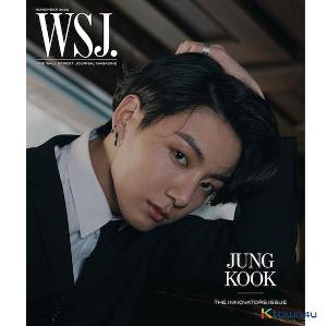 【杂志】 The Wall Street Journal USA 2020.11 (Cover : BTS JUNGKOOK)
