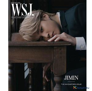 【杂志】 The Wall Street Journal USA 2020.11 (Cover : BTS JIMIN)