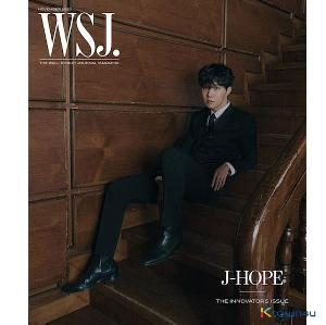 【杂志】 The Wall Street Journal USA 2020.11 (Cover : BTS J-HOPE)