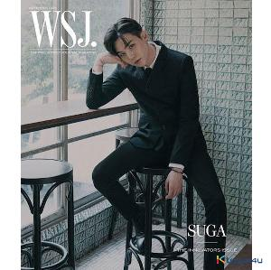 【杂志】 The Wall Street Journal USA 2020.11 (Cover : BTS SUGA)