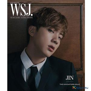 【杂志】 The Wall Street Journal USA 2020.11 (Cover : BTS JIN)