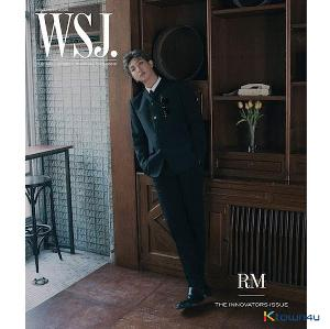 【杂志】 The Wall Street Journal USA 2020.11 (Cover : BTS RM)