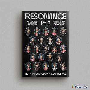 NCT - Album Vol.2 [The 2nd Album RESONANCE Pt.2] (Arrival Ver.)  **官方生产制作中 分批入库中