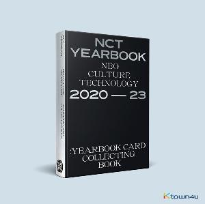 NCT - NCT YEARBOOK Card Collecting Book