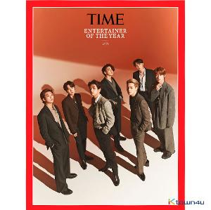 TIME - 2021.01 (Inside Cover. BTS) (Asia Edition)