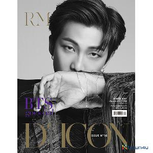 [Magazine] D-icon : Vol.10 BTS goes on! : RM