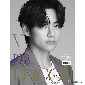 [Magazine] D-icon : Vol.10 BTS goes on! : V