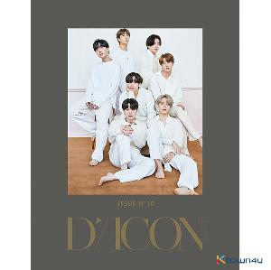[Magazine] D-icon : Vol.10 BTS goes on! : BTS