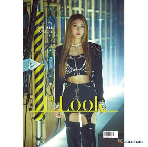 1ST LOOK- Vol.210 B Type (Cover : BoA / Content : MAMA special)